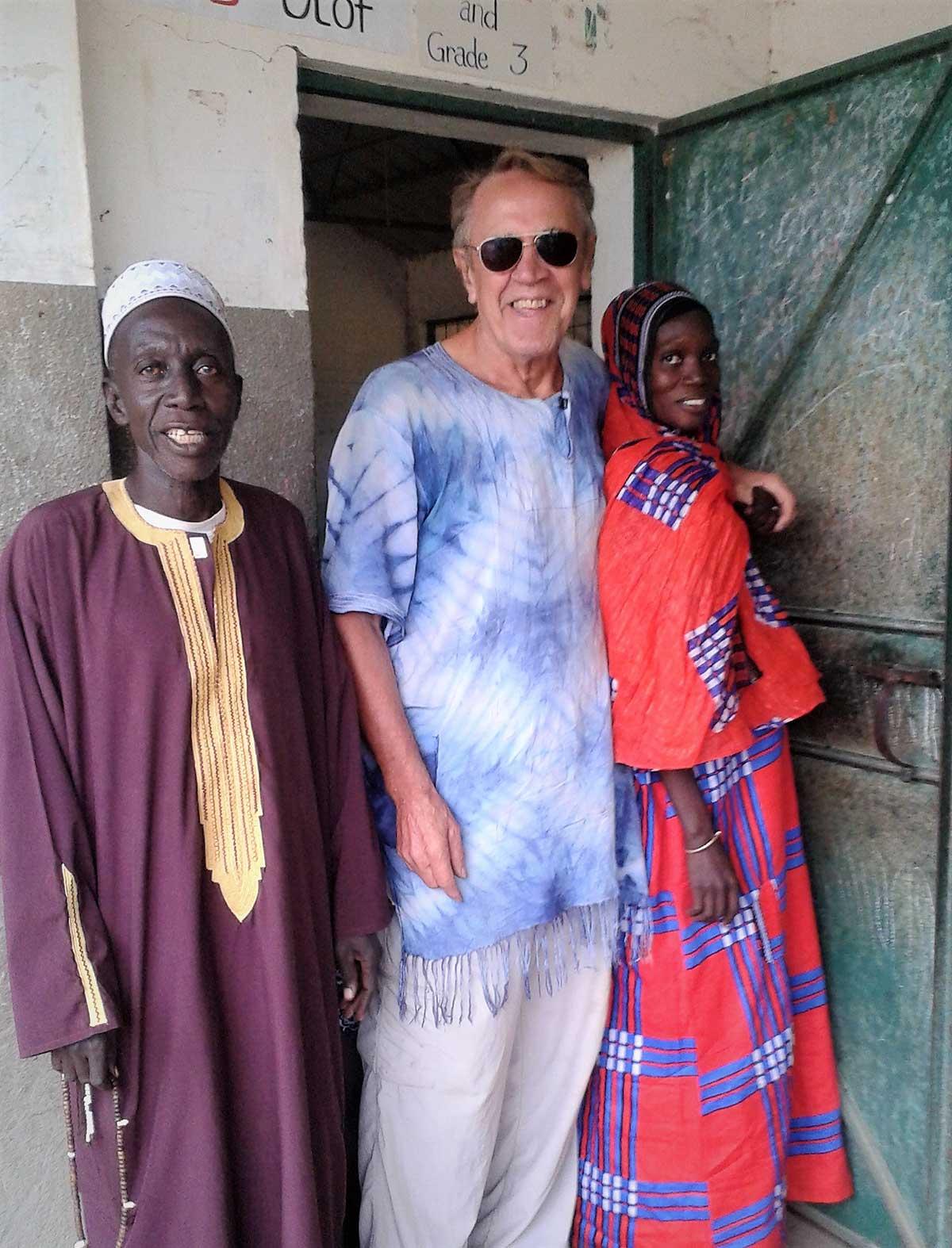 Arffman Gambia